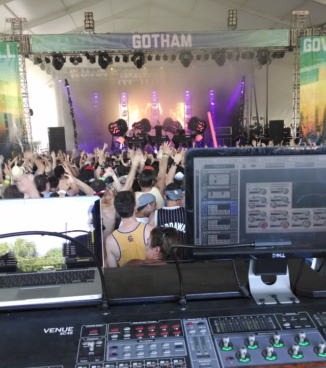 The Glitch Mob at Governors Ball