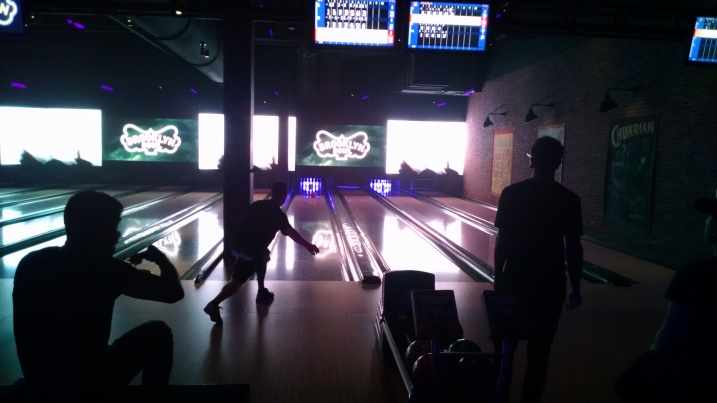 The Bowling Mob